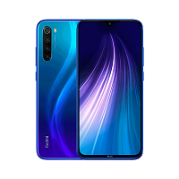 купить Xiaomi Redmi Note 8 128GB/4GB Blue (Синий) в Омске