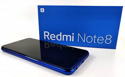 Redmi Note 8 подвинул Redmi Note 7 в статистике продаж